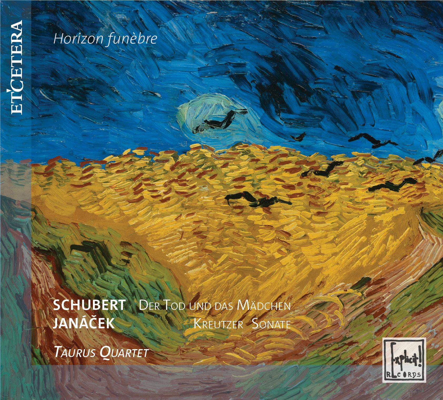 tweede cd van Taurus Quartet